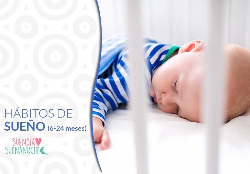 Hábitos de sueño, Método Correctivo ( 6 a 24 meses)