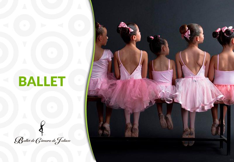 Ballet Niñas