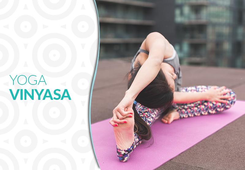 Yoga Vinyasa.