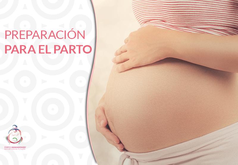Preparación para un parto humanizado