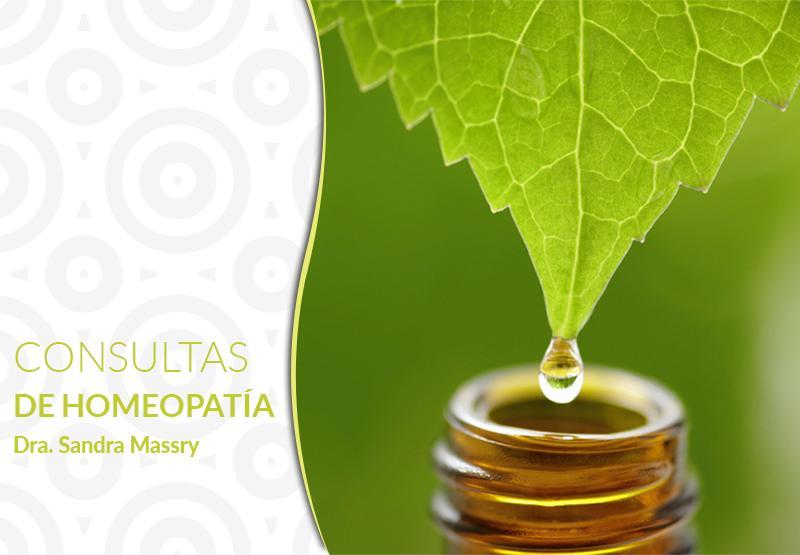 Consultas de Homeopatía