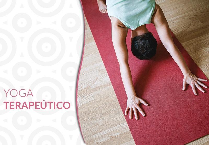 Yoga Terapéutica