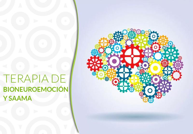 Terapia de Bioneuroemoción y SAAMA