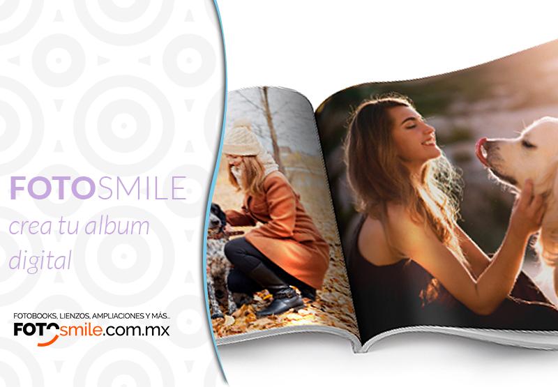 Fotosmile, diseño de fotobook