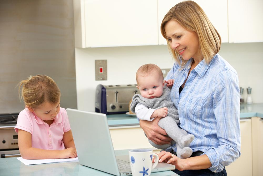 """3 retos que afrontamos las """"Supermoms"""" que trabajamos"""