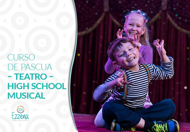 Curso de Pascua  – Teatro – High School Musical