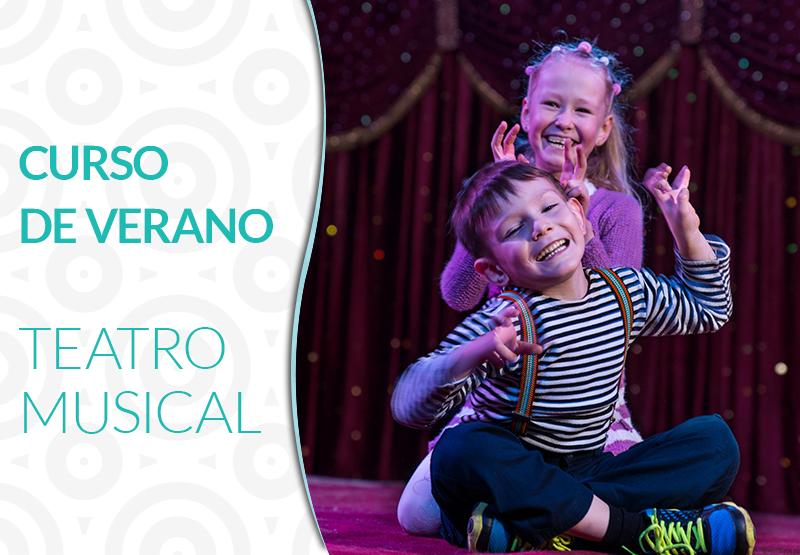 Curso de Verano Teatro Musical