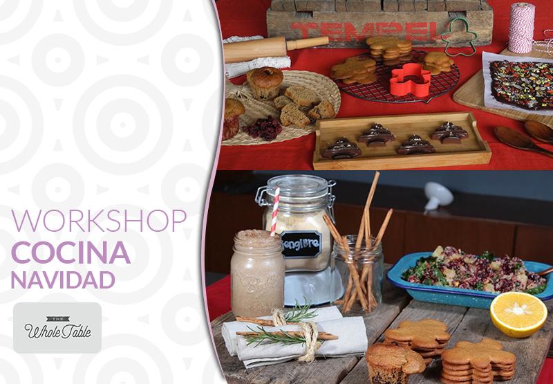 Workshop Cocina / Navidad