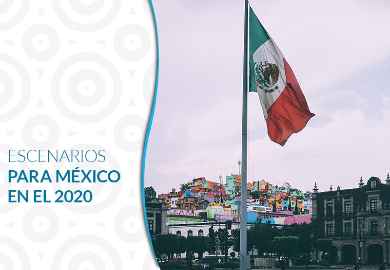Escenarios para México en el 2020