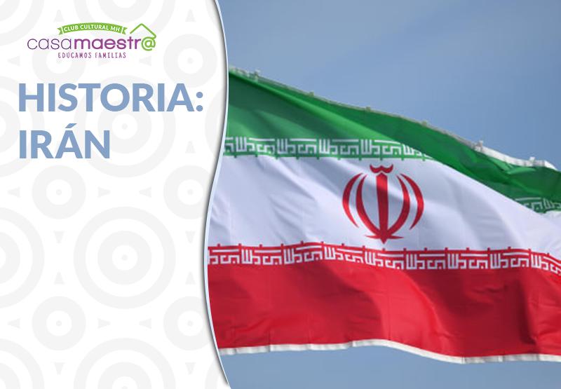 Historia: Iran