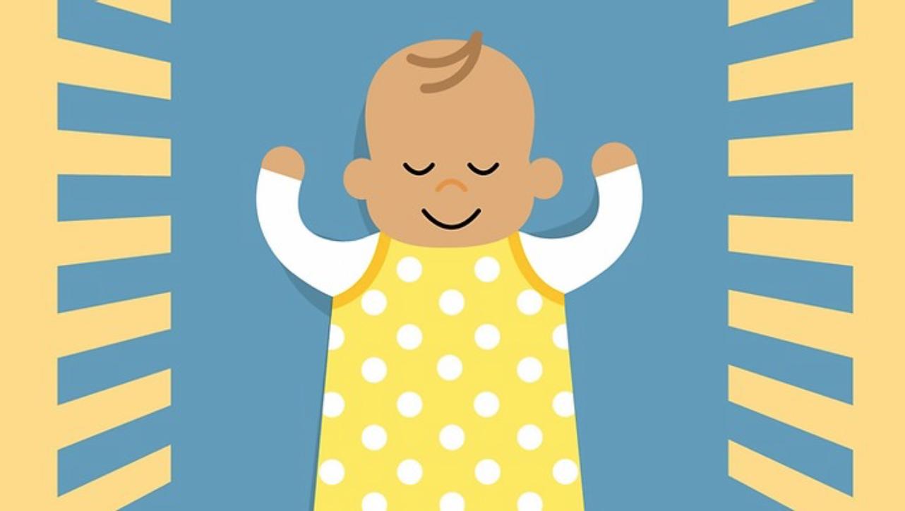 ¿Cómo debe dormir tu bebé?