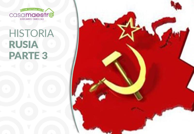 Historia: Rusia 3