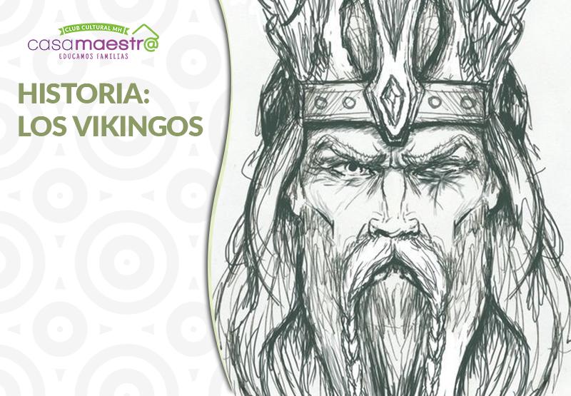 Historia: Los Vikingos